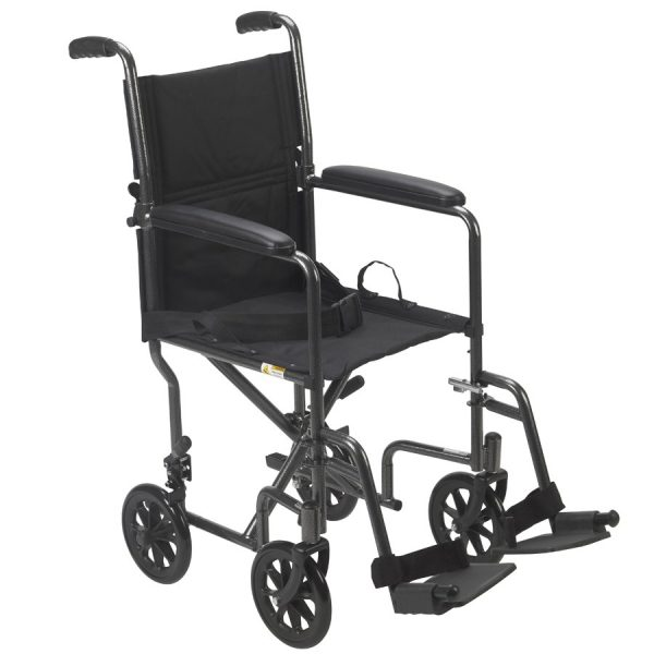 Attendant Transport Wheelchair